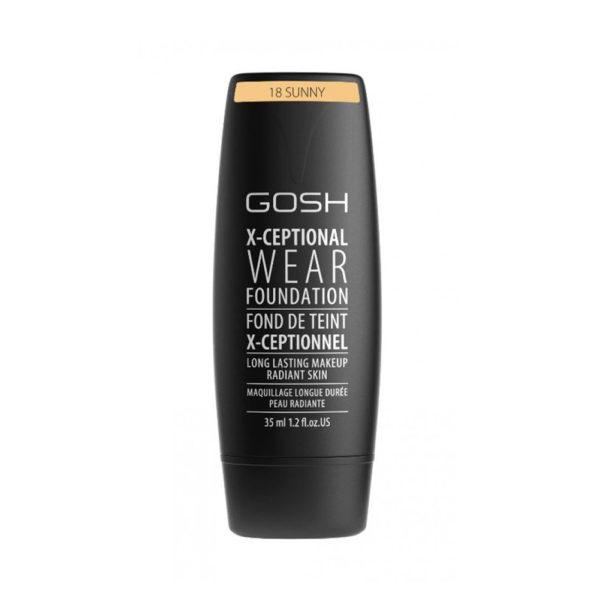 GOSH X Ceptional Wear ml  Tec puder didaco